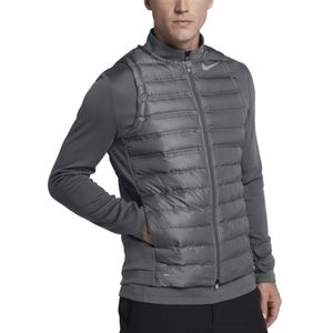 Nike Golf Aeroloft Repel Down Athletic Puffer Vest
